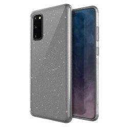 UNIQ Clarion védőtok Samsung Galaxy S20 átlátszó telefontok