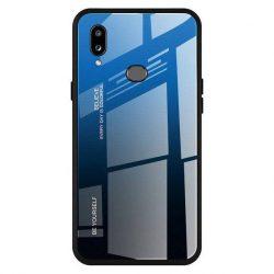 Gradiens Glass tartós edzett üveg tempered glass tempered glass tempered glass lap Samsung Galaxy A20e fekete-kék