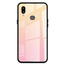 Gradiens Glass tartós edzett üveg tempered glass tempered glass tempered glass lap Samsung Galaxy A20e rózsaszín