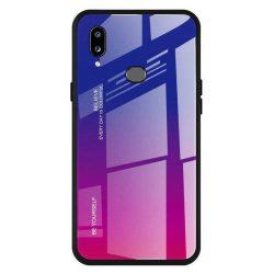 Gradiens Glass tartós edzett üveg tempered glass tempered glass tempered glass lap Samsung Galaxy A20e rózsaszín-lila