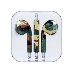 Fejhallgató mikrofonnal iPhone iPad iPod moro moro