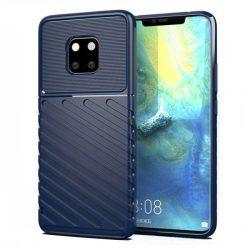 Thunder tok Rugalmas Kemény tok TPU tok Huawei Mate 20 Pro kék telefontok tok