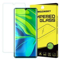 Wozinsky 3D képernyővédő fólia Film teljes képernyős a Xiaomi Mi Note 10 / Mi Note 10 Pro / Mi CC9 Pro