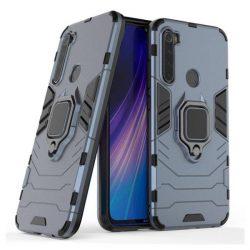 Ring Armor tok kitámasztható Kemény telefontok Xiaomi redmi Note 8T kék telefontok tok