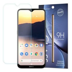 edzett üveg tempered glass tempered glass tempered glass 9H Képernyővédő fólia Nokia 2.3 (csomagolási - boríték)