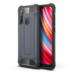 Hibrid Armor tok Kemény telefontok Xiaomi redmi Note 8T kék telefontok hátlap tok