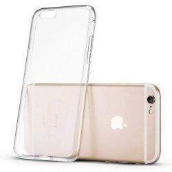Ultra Clear 0.5mm tok Gel TPU telefontok Realme 5 átlátszó telefontok hátlap tok