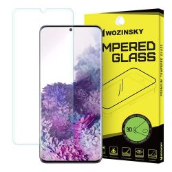 Wozinsky 3D képernyővédő fólia Film Teljes Coveraged Samsung Galaxy S20 Plus