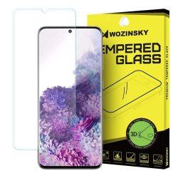 Wozinsky 3D képernyővédő fólia Film Teljes Coveraged Samsung Galaxy S20