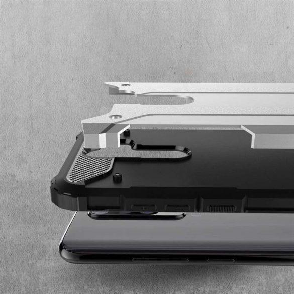 Hibrid Armor tok Kemény Robusztus Cover OPPO A9 (2020) / Oppo A5 (2020) kék