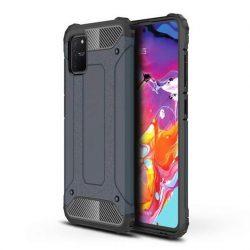 Hibrid Armor tok Kemény Robusztus Cover Samsung Galaxy S10 Lite blue