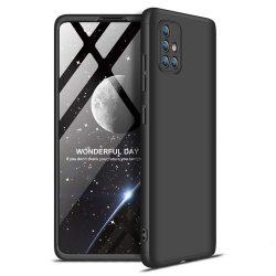 GKK 360 Protection tok Első és hátsó tok az egész testet fedő Samsung Galaxy A71 fekete