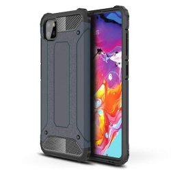 Hibrid Armor tok Kemény Robusztus Cover Samsung Galaxy Note 10 Lite blue