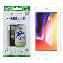 Shark Full Body Film antibakteriális önjavító 360 fok Teljes képernyős Screen Protector Film iPhone 8 Plus / iPhone 7 Plus kijelzőfólia telefonfólia
