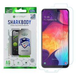 Shark Full Body Film antibakteriális önjavító 360 fok Teljes képernyős képernyővédő fólia fólia Samsung Galaxy A50