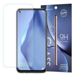 Edzett üveg 9H Képernyővédő fólia Huawei P40 Lite / Nova 7i / Nova 6 SE (csomagolási - boríték)