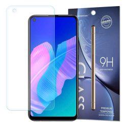 Edzett üveg 9H képernyővédő fólia Huawei P40 Lite E (csomagolás - boríték)