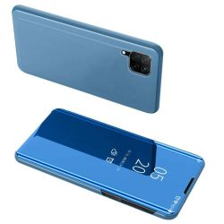 Clear View tok Huawei P40 Lite / Nova 7i / Nova 6 SE kék