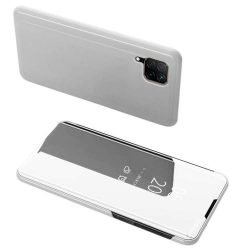 Clear View tok Huawei P40 Lite / Nova 7i / Nova 6 SE ezüst