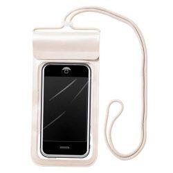 """Vízálló telefon tok 6,6 """""""" beige"""
