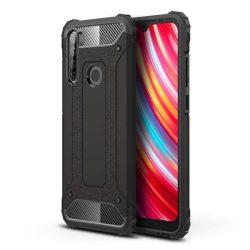 hybrid Armor tok Kemény telefontok Xiaomi redmi Note 8T fekete