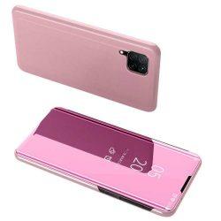 Clear View tok Huawei P40 Lite / Nova 7i / Nova 6 SE rózsaszín