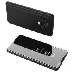 Clear View tok Xiaomi redmi Note 9 Pro / redmi Note 9s fekete telefontok