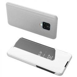 Clear View tok Xiaomi redmi Note 9 Pro / redmi Note 9S ezüst telefontok