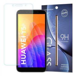 edzett üveg tempered glass 9H Képernyővédő fólia Huawei Y5p (csomagolás - boríték) üvegfólia
