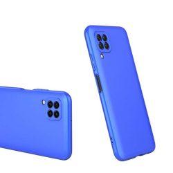 GKK 360 Protection tok Első és hátsó tok az egész testet fedő Huawei P40 Lite / Nova 7i / Nova 6 SE kék telefontok