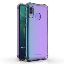 Wozinsky ütésálló tartós tok katonai fokozatú védelem Huawei P smart 2019 átlátszó telefontok