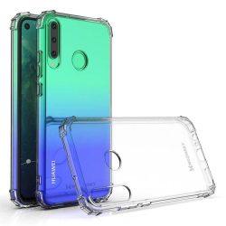 Wozinsky ütésálló tartós tok katonai fokozatú védelem Huawei P40 Lite E átlátszó telefontok