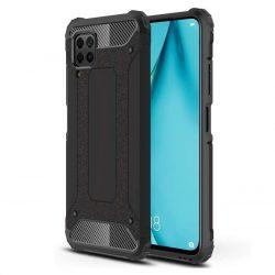 hybrid Armor tok Kemény tok Huawei P40 Lite / Nova 7i / Nova 6 SE fekete telefontok