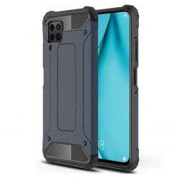 hybrid Armor tok Kemény tok Huawei P40 Lite / Nova 7i / Nova 6 SE kék telefontok
