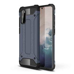 hybrid Armor tok Kemény tok Samsung Galaxy A41 kék telefontok