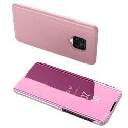 Clear View tok Xiaomi redmi 10X 4G / Xiaomi redmi Note 9 rózsaszín telefontok