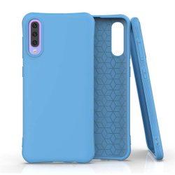 Puha színes tok rugalmas gél tok Samsung Galaxy A50s / Galaxy A50 / Galaxy A30s kék telefontok