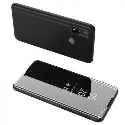 Clear View tok Huawei P smart 2020 fekete telefontok