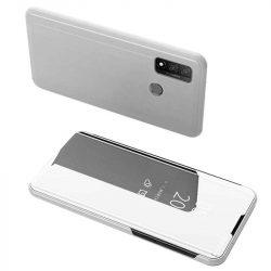 Clear View tok Huawei P smart 2020 ezüst telefontok