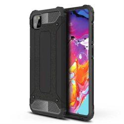 hybrid Armor tok Kemény tok Samsung Galaxy Note 10 Lite fekete telefontok