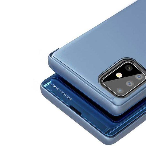 Clear View tok Oppo A72 / A52 kék telefontok