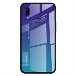 Gradiens Glass tartós edzett üveg tempered glass lap Samsung Galaxy A20e zöld-lila telefontok