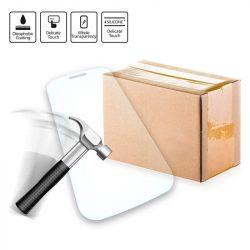 9H edzett üveg tempered glass kijelző védő fólia Samsung Galaxy A71 - 50 db gyűjtőcsomagolás üvegfólia