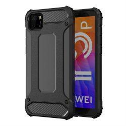 hybrid Armor tok Kemény tok Huawei Y5p fekete telefontok