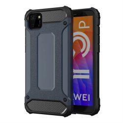 hybrid Armor tok Kemény tok Huawei Y5p kék telefontok
