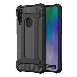 hybrid Armor tok Kemény tok Huawei Y6p fekete telefontok