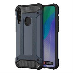 hybrid Armor tok Kemény tok Huawei Y6p kék telefontok