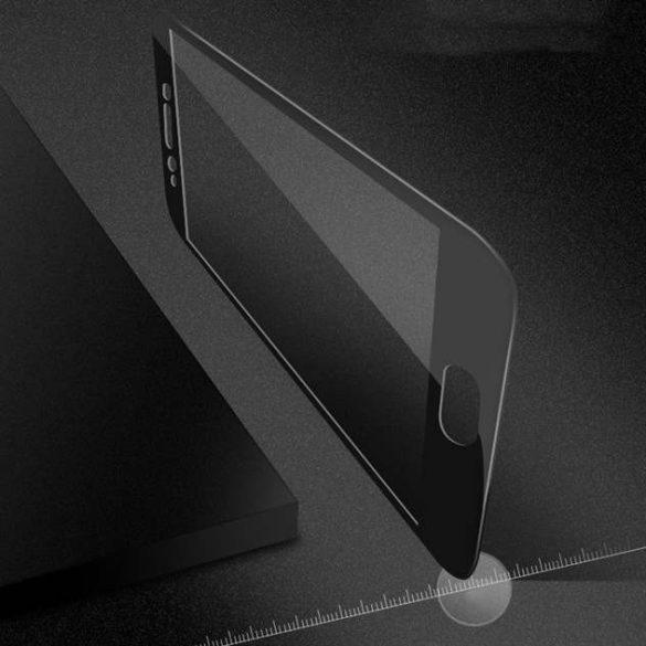Wozinsky Full tok Flexi Nano üveg hybrid képernyővédő fólia kerettel Xiaomi redmi 9 fekete üvegfólia