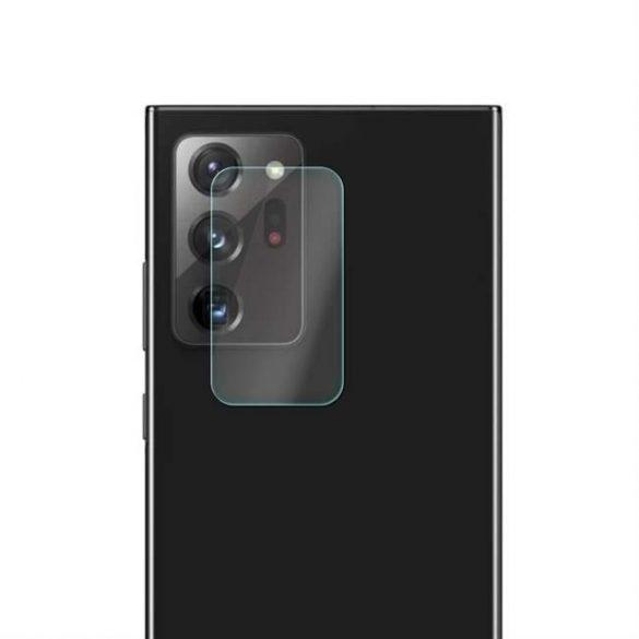Wozinsky Camera edzett üveg tempered glass szuper tartós 9H üvegfólia Samsung Galaxy Note 20 Ultra üvegfólia