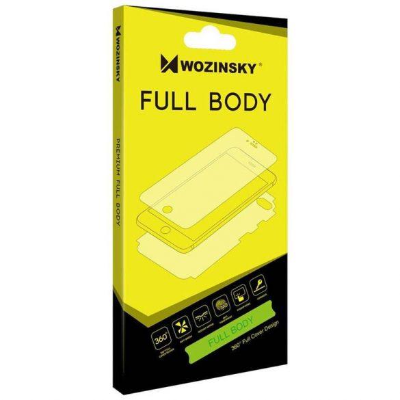 Wozinsky Full Body önjavító 360 ° teljes képernyős képernyővédő fólia fólia Samsung Galaxy Note 20 Ultra telefon védőfólia